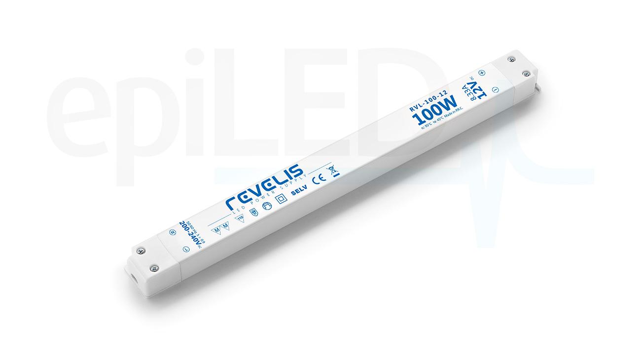 Zasilacz Super Slim Revelis RVL-100-12