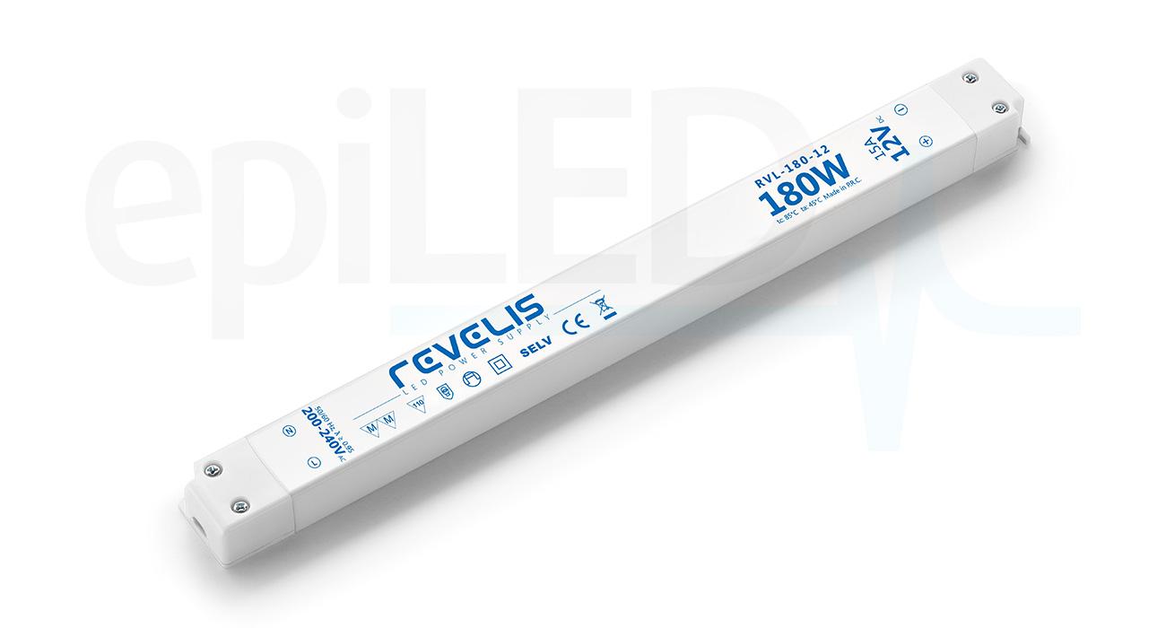Zasilacz Super Slim Revelis RVL-180-12