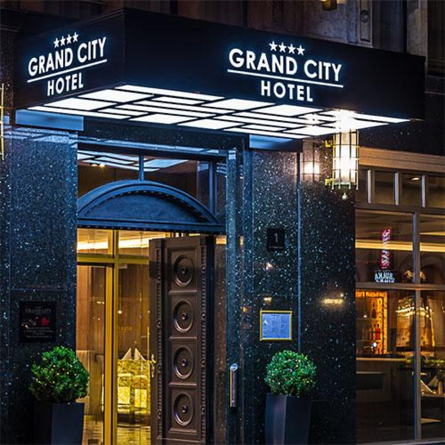 Realizacja Grand City Hotel